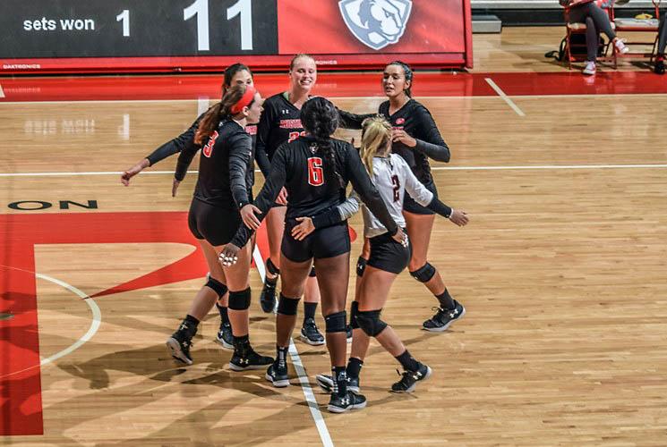 Austin Peay Women's Volleyball begins three game roadtrip at Alabama A&M Wednesday. (APSU Sports Information)