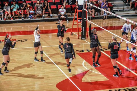 Austin Peay Women's Volleyball continues to roll with three set sweep of Southeast Missouri Friday. (APSU Sports Information)