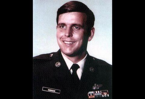 Airman 1st Class Bill Robinson