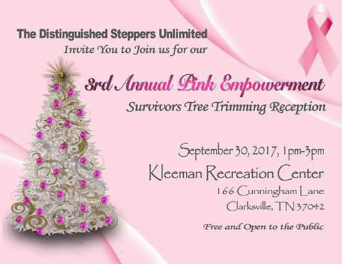 Annual Pink Empowerment Event For Breast Cancer Awareness