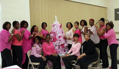 Pink Empowerment Tree Trimming & Reception to be held Saturday, September 30th at the Kleeman Recreation Center.