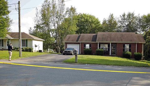 Argument on Carter Road turns into a shooting Monday, September 4th.
