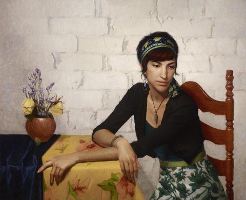 Angela Cunningham - Yellow Rose