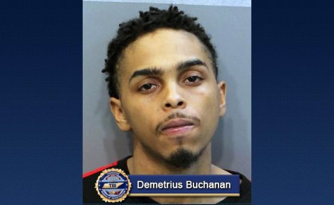 Demetrius Buchanan is wanted by the Chattanooga Police Department for First Degree Murder.