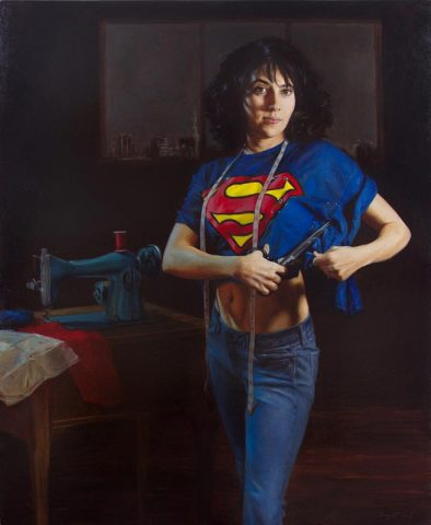 Terry Strickland - The Seamstress