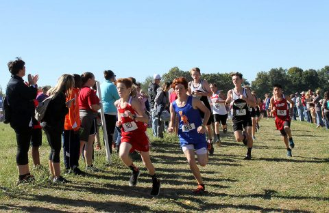 TMSAA Cross Country State Championship to be held in Clarksville on Saturday, October 7th.