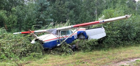 The Plane Crash (Thom Spigner)