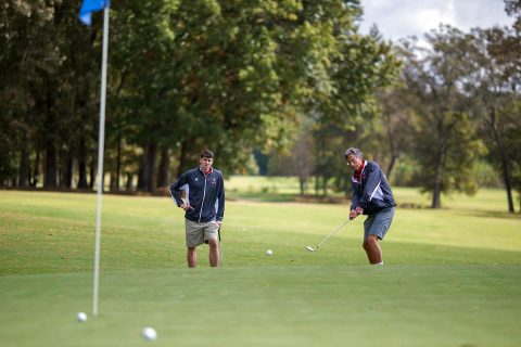 39th Annual APSU Homecoming Golf Tournament to be held October 20th at Swan Lake Golf Course.
