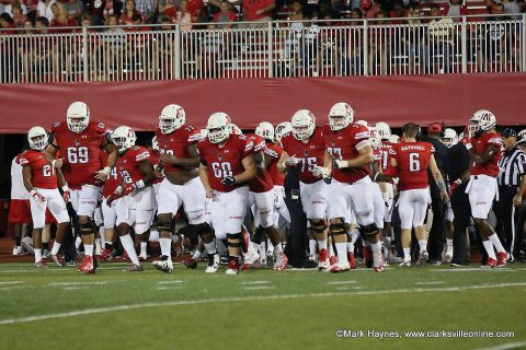 Austin Peay Football receives vots in two major FCS Polls Monday. (APSU Sports Information)