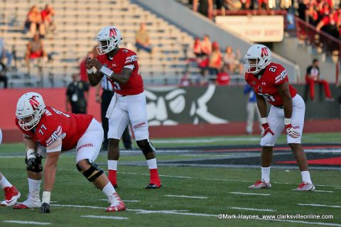 Austin Peay Football to play UCF Saturday, October 28th in Orlando, FL.
