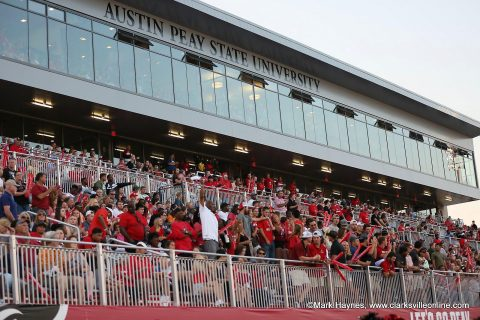 Austin Peay Football plays Southeast Missouri Saturday at Forteara Stadium for Homecoming.