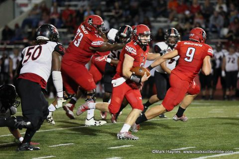Austin Peay Football defeated Southeast Missouri 38-31 Saturday at Fortera Stadium.