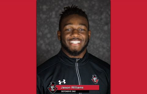 APSU Football's Jaison Williams