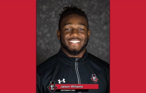 APSU Football's Jaison Williams
