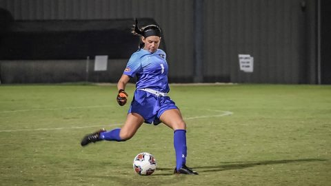 Austin Peay Women's Soccer returns home to Morgan Brothers Soccer Field to take on Southeast Missouri and UT Martin. (APSU Sports Information)
