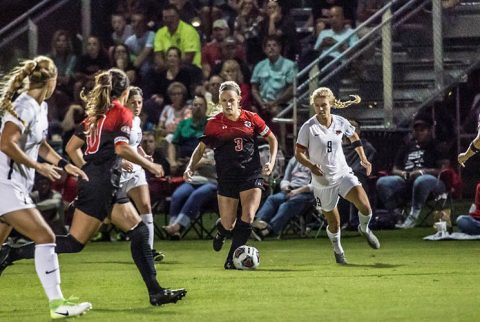 Austin Peay Women's Soccer remains unbeaten at home after double overtime draw against Southeast Missouri Friday night. (APSU Sports Information)
