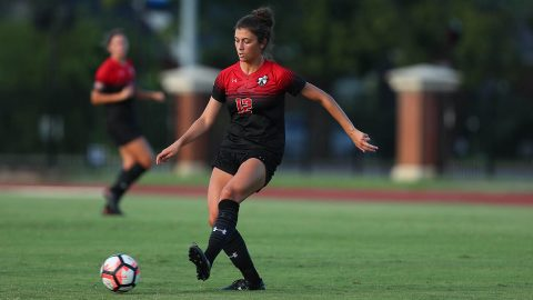 Austin Peay Women's Soccer falls to Murray State in the Battle of the Border Thursday. (APSU Sports Information)