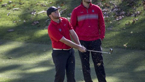 Austin Peay Men's Golf has strong showing at F&M Bank APSU Intercollegiate. (APSU Sports Information)