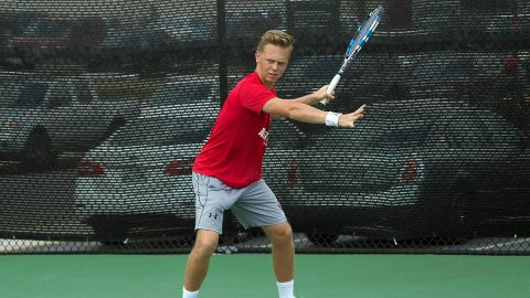 Austin Peay Men's Tennis heads to Macon Georgia for the Mercer Gridiron Classic. (APSU Sports Information)