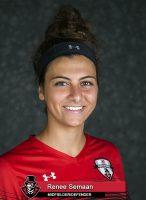 APSU Soccer's Renee Semaan