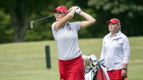Austin Peay Women's Golf begins second half of fall schedule at Bayou Desiard Country Club Monday. (APSU Sports Information)