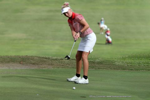 Austin Peay Women's Golf has great second round at ULM Fred Marx Invitational to move up in the field. (APSU Sports Information)