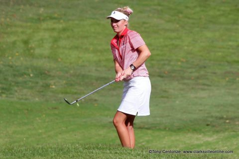 Austin Peay Women's Golf to play in the Winthrop Intercollegiate Saturday and Sunday.