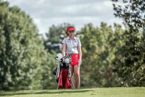 F&M Bank APSU Intercollegiate Women's Golf Tournament to be held Monday and Tuesday at the Clarksville Country Club. (APSU Sports Information)
