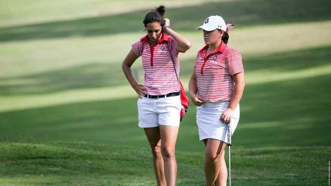 Austin Peay Women's Golf finishes fourth at F&M Bank APSU Intercollegiate Tuesday. (APSU Sports Information)