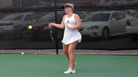 Austin Peay Women's Tennis heads to Spartanburg South Carolina for USC Upstate Inviational this weekend. (APSU Sports Information)