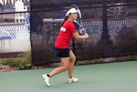 Austin Peay Women's Tennis looks to keep momentum going Friday morning at ITA Ohio Valley Regional Championships. (APSU Sports Information)