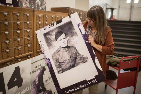 Ralph Lindsay - World War I.