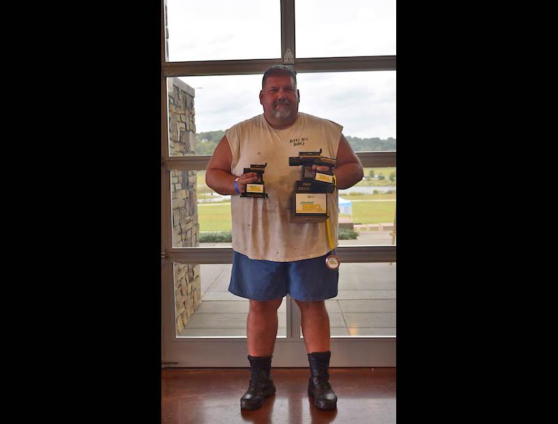 Clarksville BBQ Bash Grand Champion Big B's BBQ