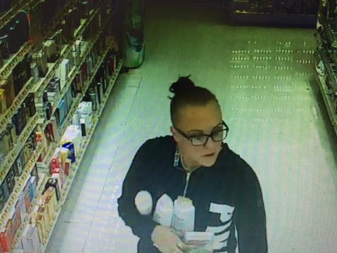 Clarksville Police are trying to identify the person in this photo in connection with several burglaries and thefts in Middle Tennessee.