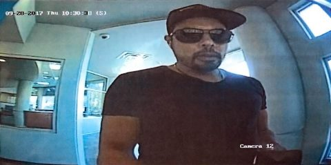 Clarksville Police request public assistance in identifying suspect in Compromised ATM/Debit Cards case.