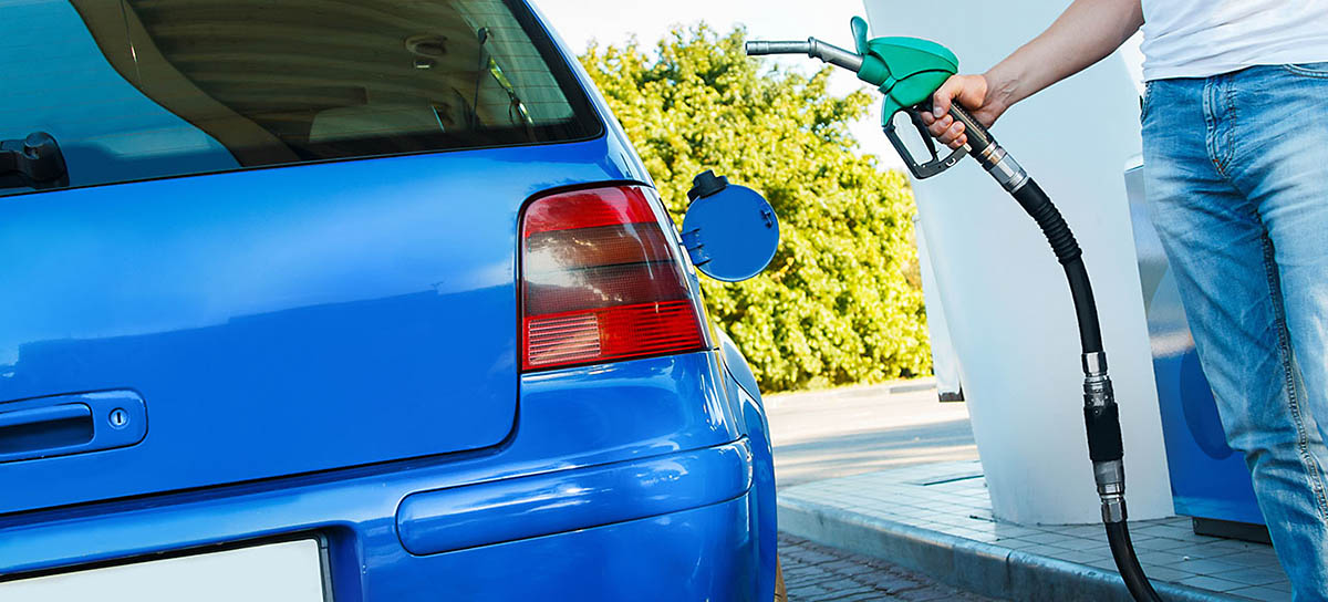 Gas Prices At The Pump Have Declined Over The Past Week.