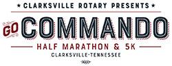 Clarksville's Go Commando Half Marathon