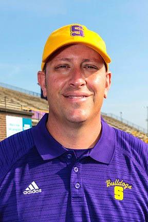 East Team Head Coach Matt Williams, Symrna.