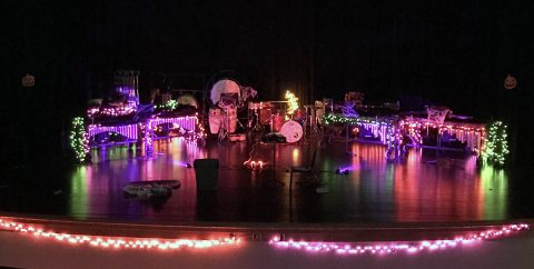Trunk or Treat event and Fall Concert to be held by Montgomery Central High School Percussion Ensemble on Monday, October 30th. (Courtesy Photo)