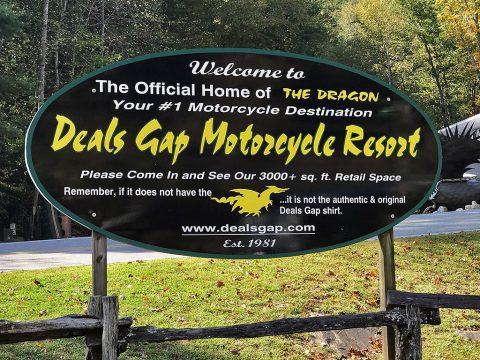Deals Gap Motorcycle Resort