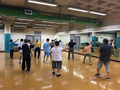 The slow and gentle movements of Tai Chi – which can increase in pace – hold promise as an alternative exercise option for patients who decline traditional cardiac rehabilitation. (American Heart Association)