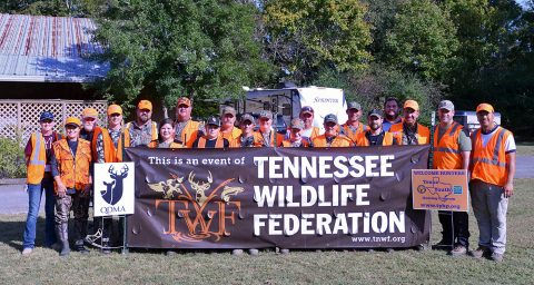 Youth Hunting and Fishing weekend connects teens to parents, peers, and outdoors on public lands.