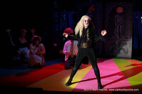 "Ryan Bowie returns to the role of Riff Raff in Richard O'Brien's ""The Rocky Horror Show"" at the Roxy Regional Theatre, October 20th - October 28th."