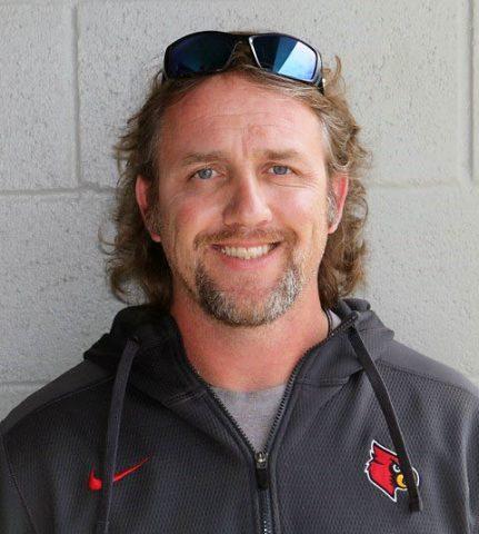 West Team Head Coach Brandon Gray, Adamsville.