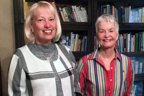 Carolyn Stier Ferrell and Rosalind Kurita