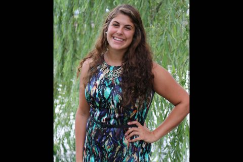 Austin Peay State University alumna Abbi Wilt.