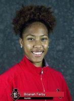 APSU Basketball - Brianah Ferby