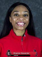 APSU Basketball - Brianne Alexander