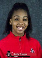 APSU Basketball - Keisha Gregory