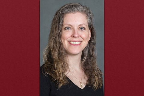 APSU Associate Professor of music Dr. Emily Hanna Crane